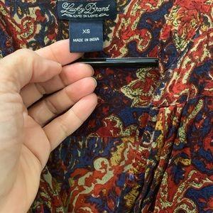 Lucky Brand Dresses - Lucky Brand Tunic Dress